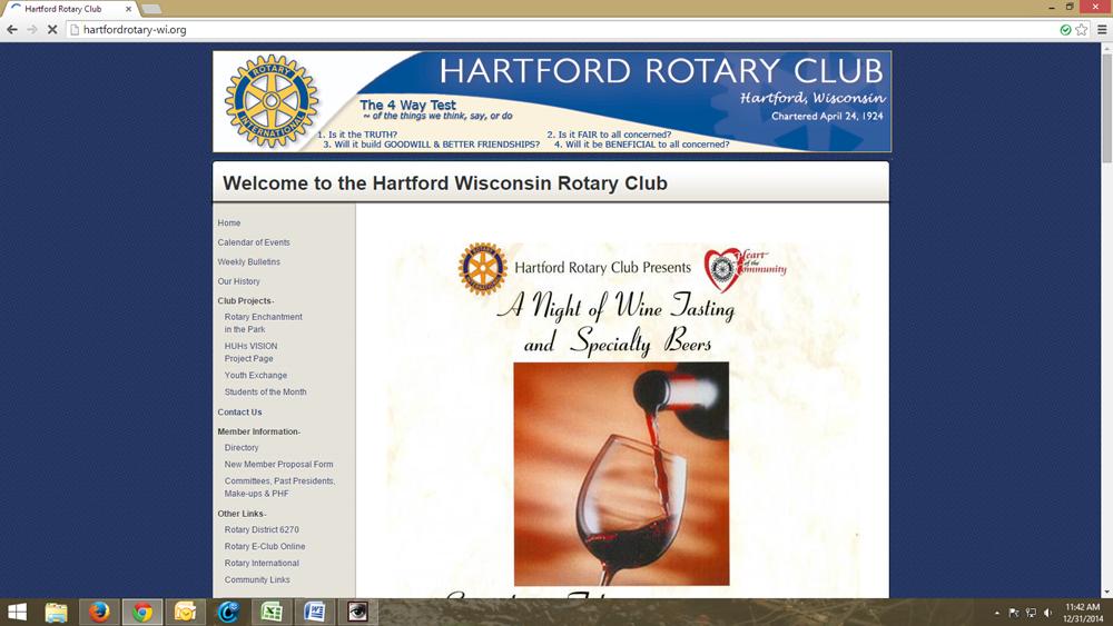 Hartford Rotary Club