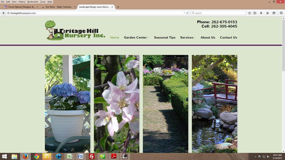 Heritage Hill Garden Center & Nursery