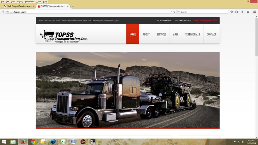 Topss Transportation, Inc