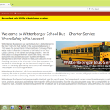 Fred Wittenberger – Wittenberger Bus and Hartford Rotary