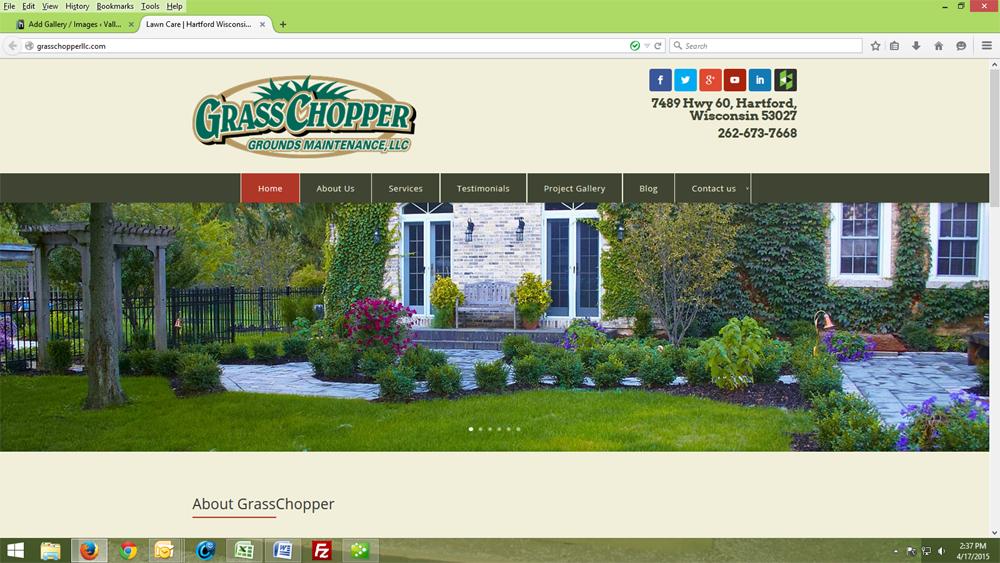 Grasschopper LLC