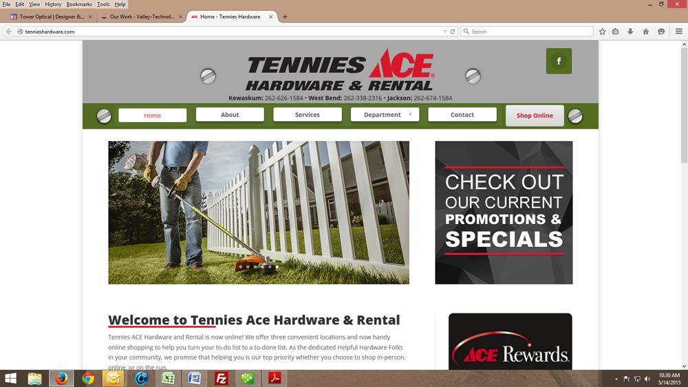Tennies Ace Hardware & Rental