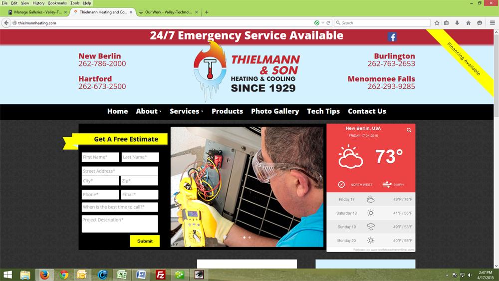 Thielmann Heating & Co