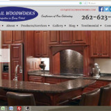 Detail Woodworks Custom Cabinets