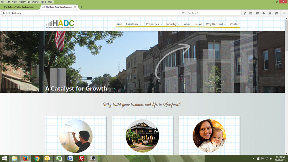 Hartford Area Development Corp