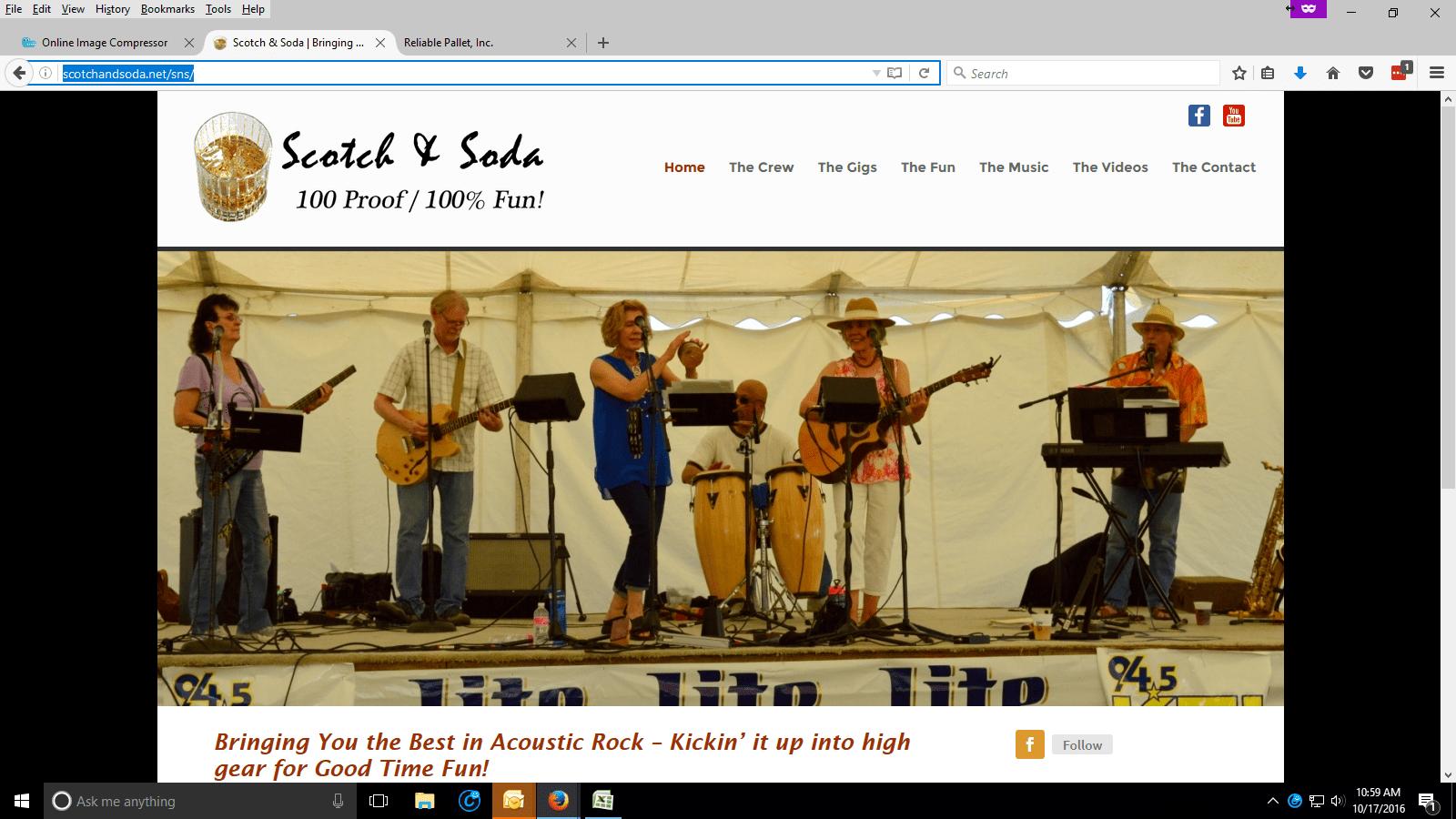 Scotch & Soda Band