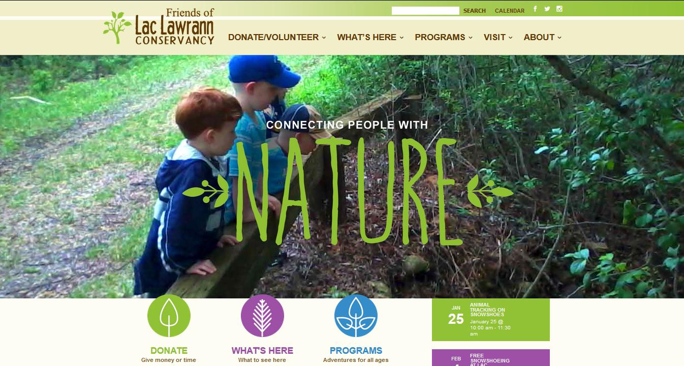 Lac Lawrann Nature Conservancy