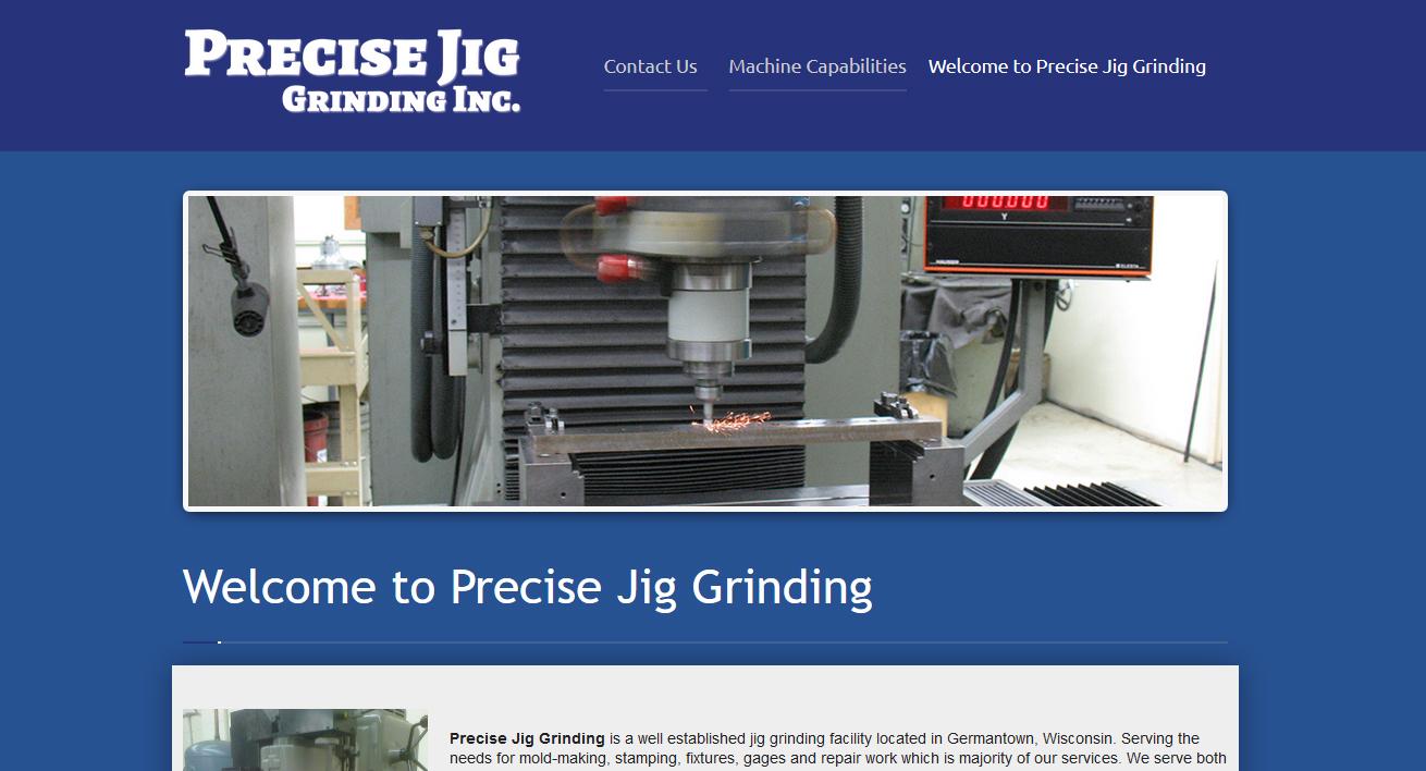 Precise Jig Grinding, Inc.