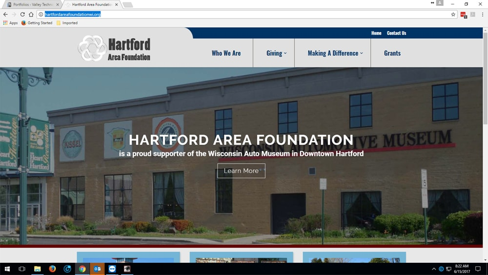 Hartford Area Foundation - Hartford, WI